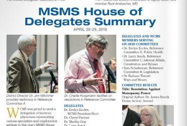 WCMS Newsletter: September Edition