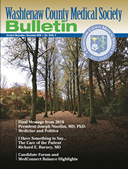 WCMS Bulletin: Fall/Winter Edition